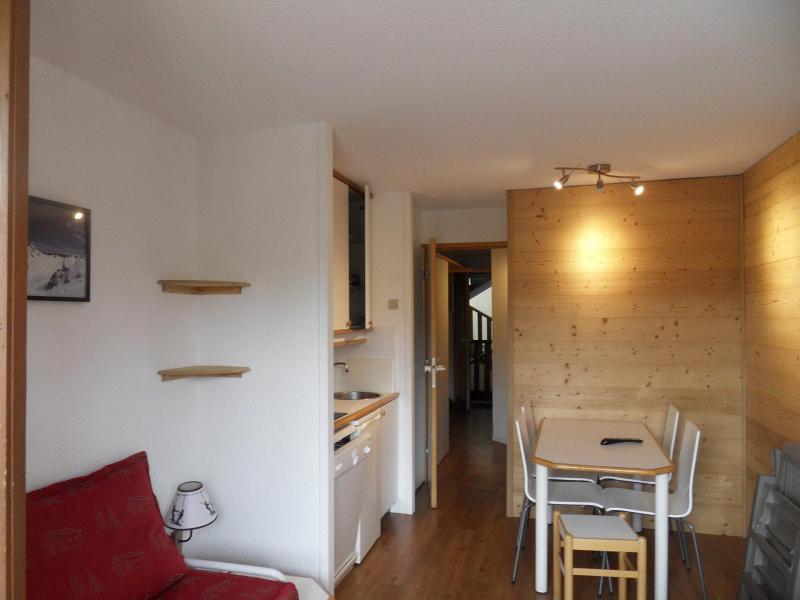 Аренда на лыжном курорте Апартаменты 2 комнат 5 чел. (202) - La Résidence Callisto - La Plagne