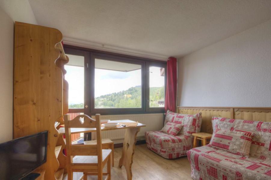 Location au ski Studio 2 personnes (507) - La Résidence France - La Plagne