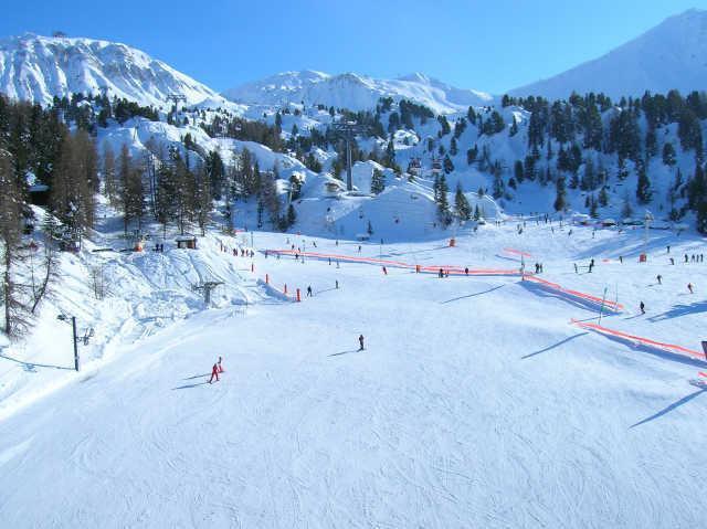 Location au ski La Résidence France - La Plagne - Extérieur hiver