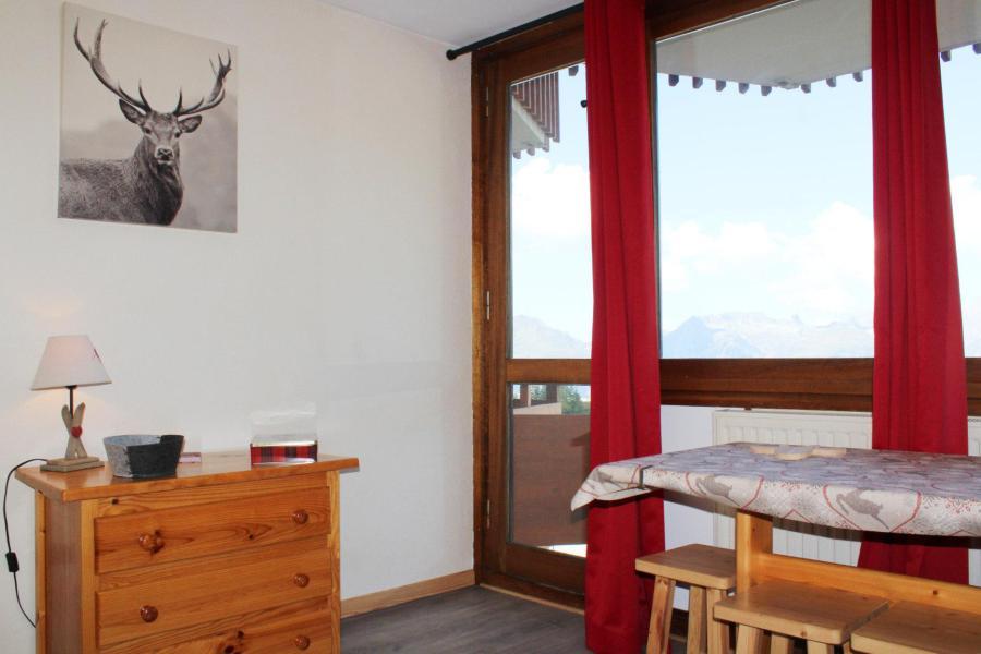 Location au ski Studio 2 personnes (307) - La Résidence France - La Plagne - Séjour