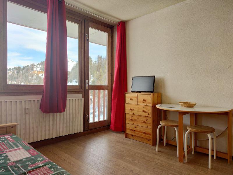 Location au ski Studio 2 personnes (714) - La Résidence France - La Plagne - Séjour