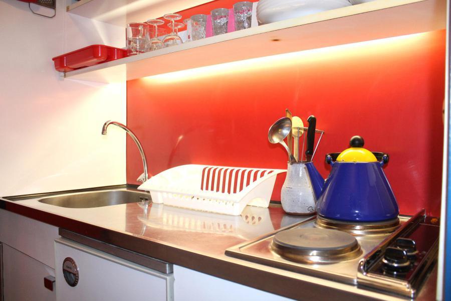 Wynajem na narty Studio 4 osoby (324) - La Résidence France - La Plagne - Aneks kuchenny