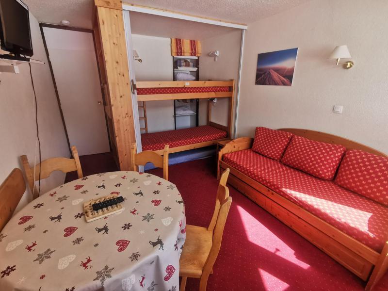 Location au ski Studio 4 personnes (828) - La Résidence France - La Plagne - Séjour