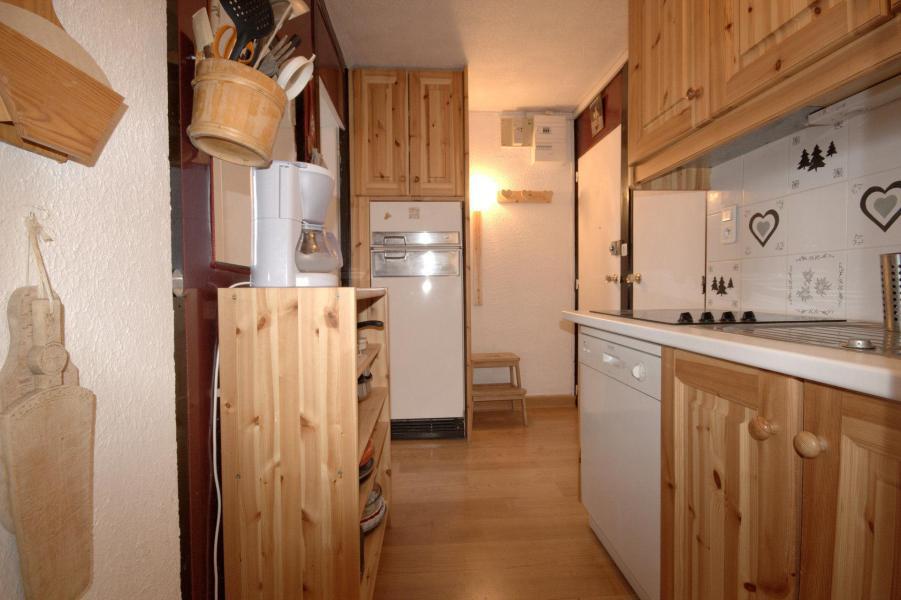 Wynajem na narty Apartament 3 pokojowy 6 osób (02) - La Résidence le Mont Blanc - La Plagne - Aneks kuchenny