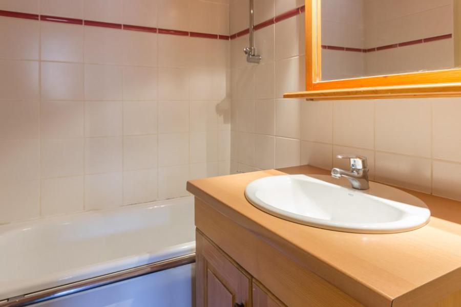 Wynajem na narty Apartament 4 pokojowy 8 osób (111) - La Résidence le Nanda Devi - La Plagne