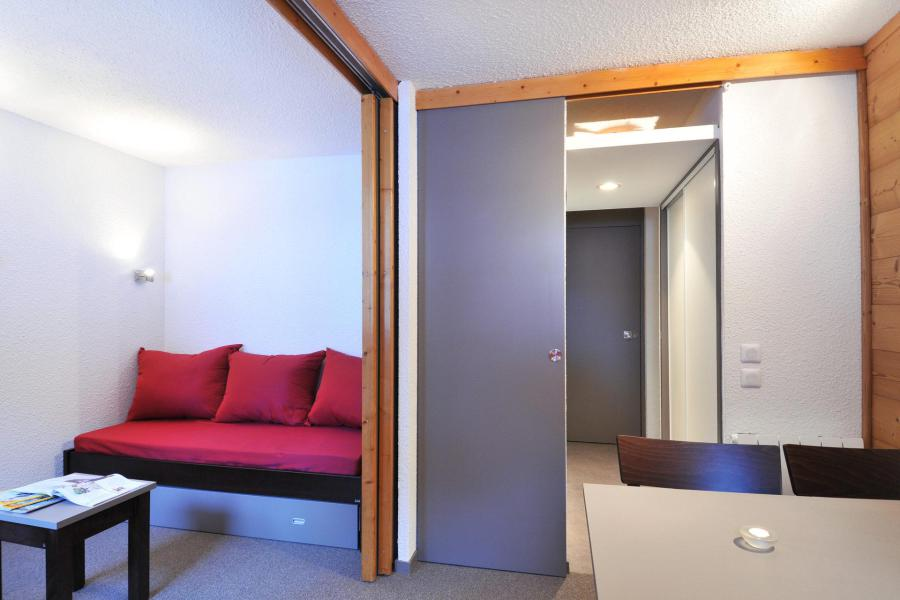 Аренда на лыжном курорте Квартира студия для 4 чел. (316) - La Résidence les Glaciers - La Plagne