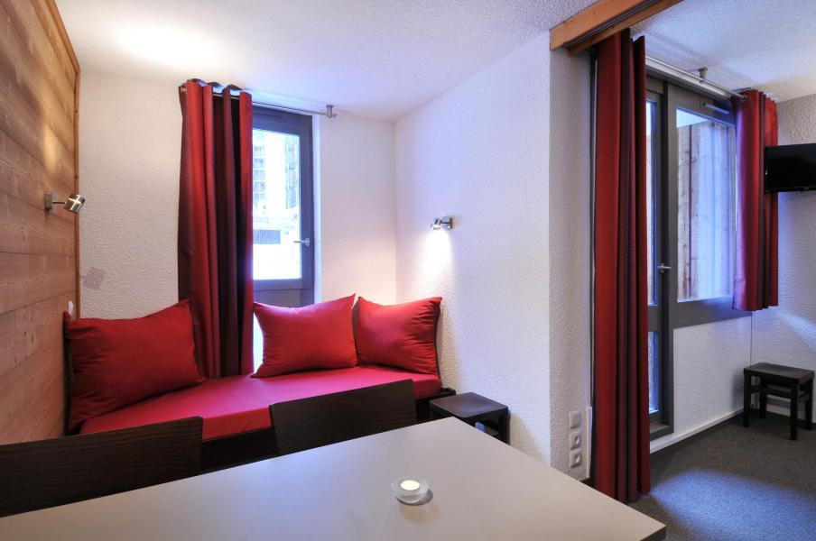 Аренда на лыжном курорте Квартира студия для 4 чел. (318) - La Résidence les Glaciers - La Plagne