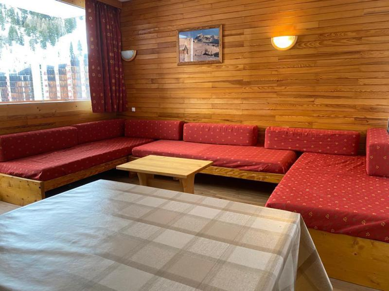 Аренда на лыжном курорте Апартаменты 2 комнат 5 чел. (209) - La Résidence les Glaciers - La Plagne