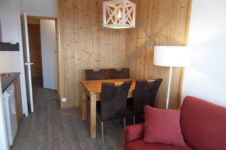 Аренда на лыжном курорте Квартира студия со спальней для 4 чел. (420) - La Résidence Licorne - La Plagne