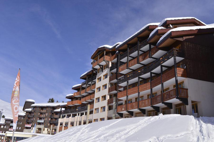 Аренда на лыжном курорте La Résidence Licorne - La Plagne