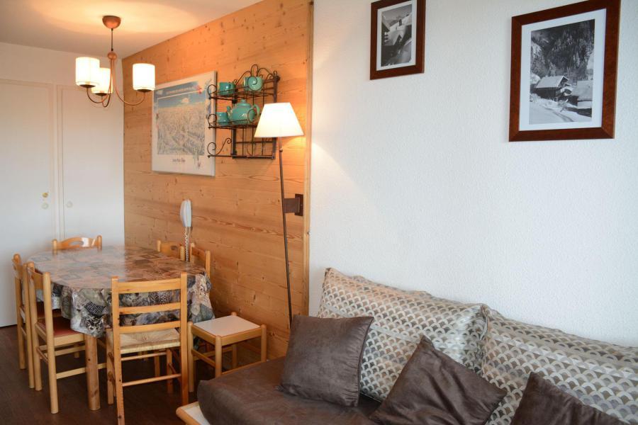 Аренда на лыжном курорте Апартаменты дуплекс 2 комнат 5 чел. (809) - La Résidence Licorne - La Plagne