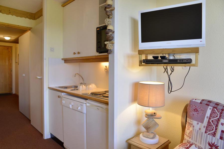 Аренда на лыжном курорте Апартаменты 2 комнат 5 чел. (612) - La Résidence Licorne - La Plagne