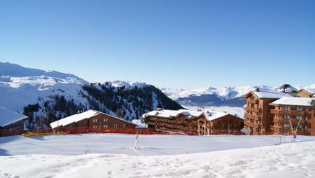 Аренда на лыжном курорте Апартаменты 3 комнат 6 чел. (212) - La Résidence Licorne - La Plagne