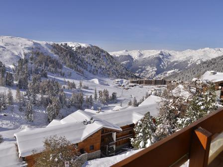 Аренда на лыжном курорте Апартаменты 2 комнат 5 чел. (410) - La Résidence Phoenix - La Plagne