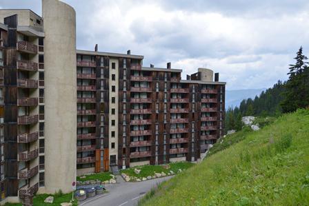 Аренда на лыжном курорте Квартира студия для 2 чел. (10) - La Résidence St Jacques - La Plagne