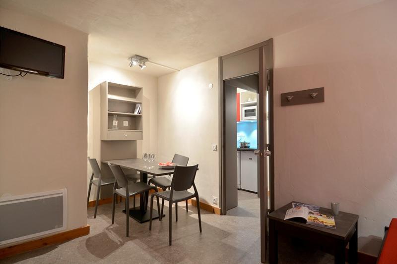 Аренда на лыжном курорте Апартаменты 2 комнат 5 чел. (11) - La Résidence St Jacques - La Plagne