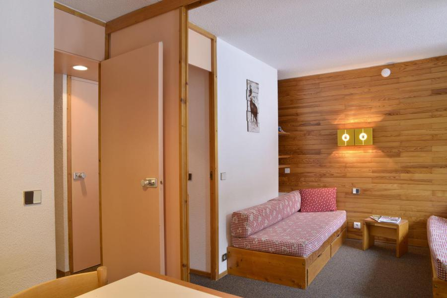 Аренда на лыжном курорте Делящаяся квартира студия для 4 чел. (508) - La Résidence St Jacques - La Plagne