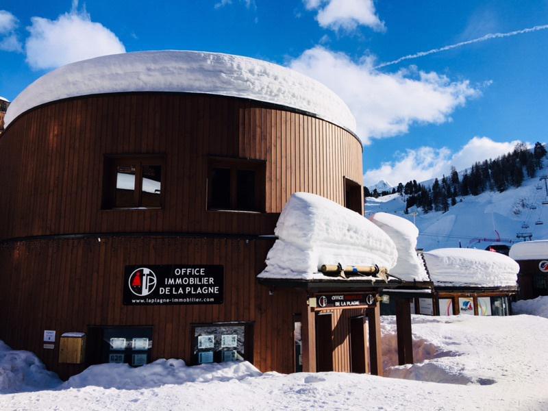 Аренда на лыжном курорте La Résidence St Jacques - La Plagne