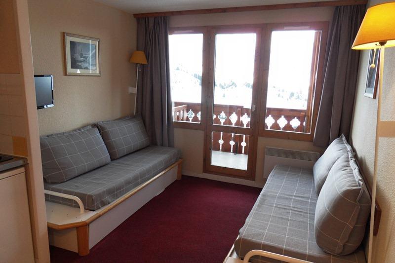 Аренда на лыжном курорте Апартаменты 2 комнат 5 чел. (309) - La Résidence Themis - La Plagne