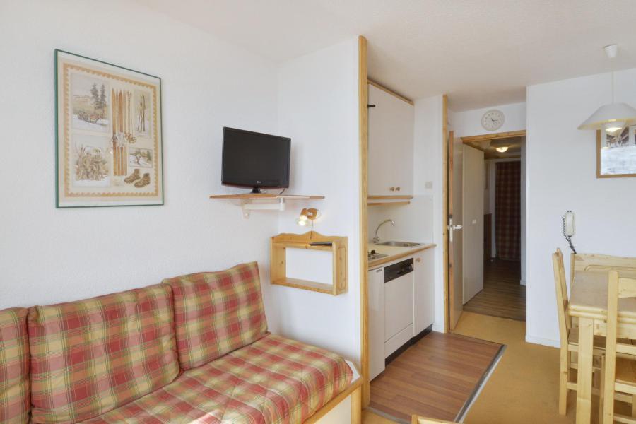 Аренда на лыжном курорте Апартаменты 2 комнат 5 чел. (422) - La Résidence Themis - La Plagne
