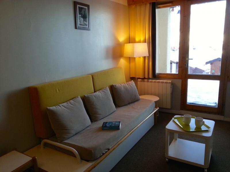 Аренда на лыжном курорте Апартаменты 2 комнат кабин 6 чел. (119) - La Résidence Themis - La Plagne