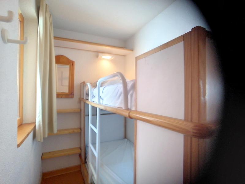 Аренда на лыжном курорте Квартира студия со спальней для 4 чел. (107) - La Résidence Themis - La Plagne - Двухъярусные кровати