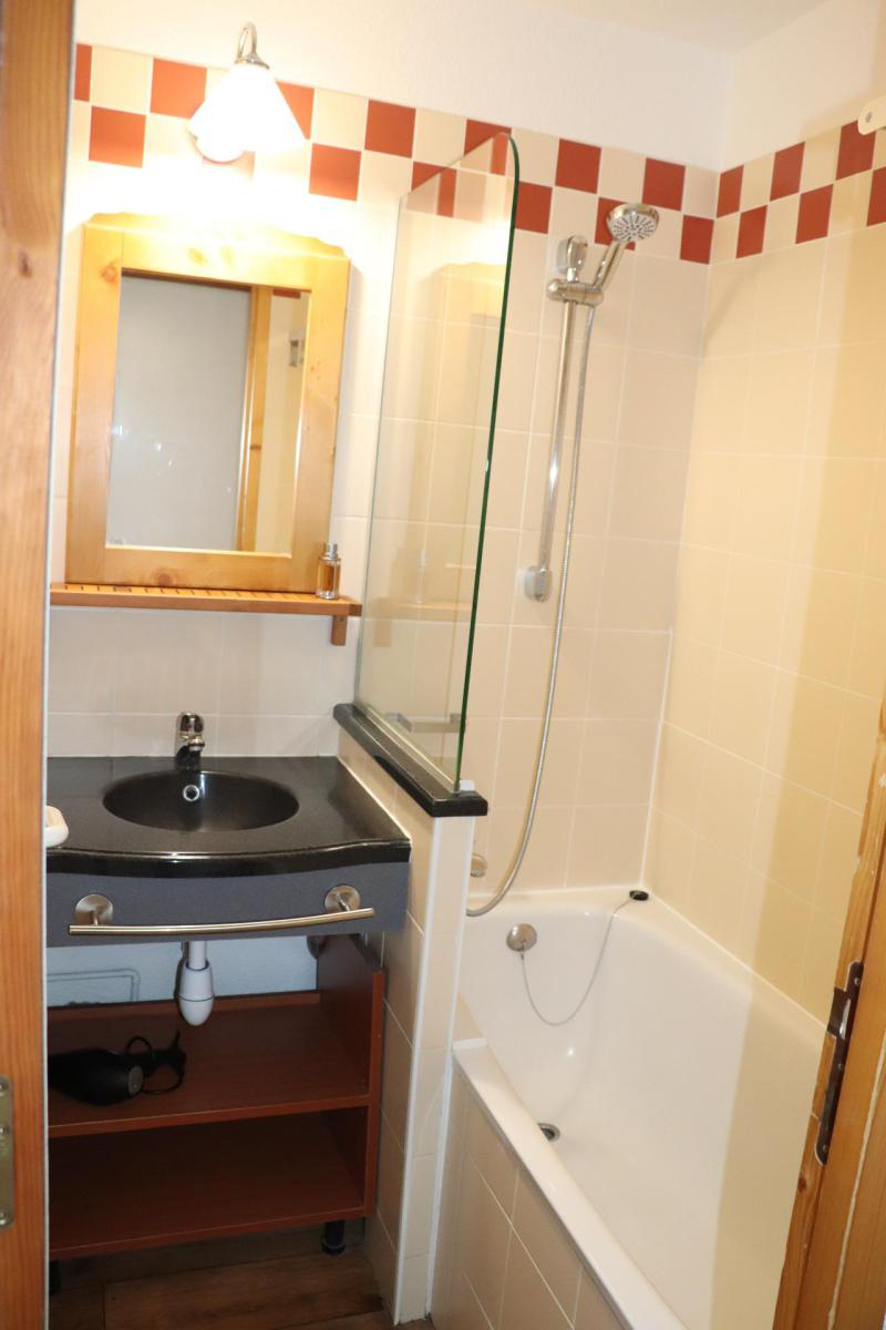 Аренда на лыжном курорте Квартира студия со спальней для 4 чел. (313) - La Résidence Themis - La Plagne - Ванная