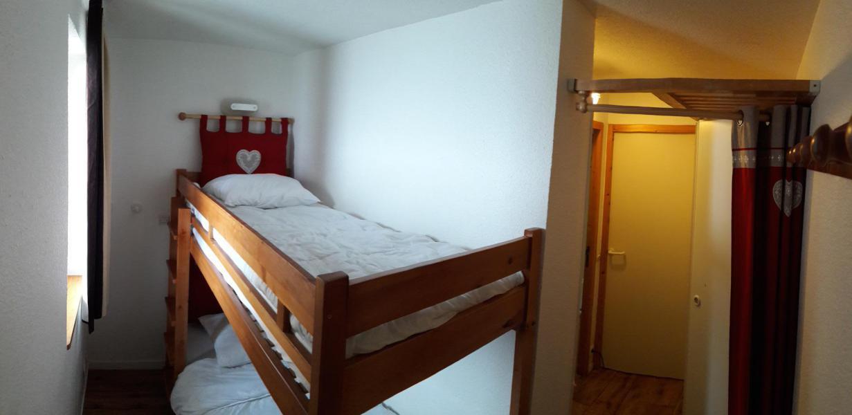 Аренда на лыжном курорте Квартира студия со спальней для 4 чел. (313) - La Résidence Themis - La Plagne - Двухъярусные кровати