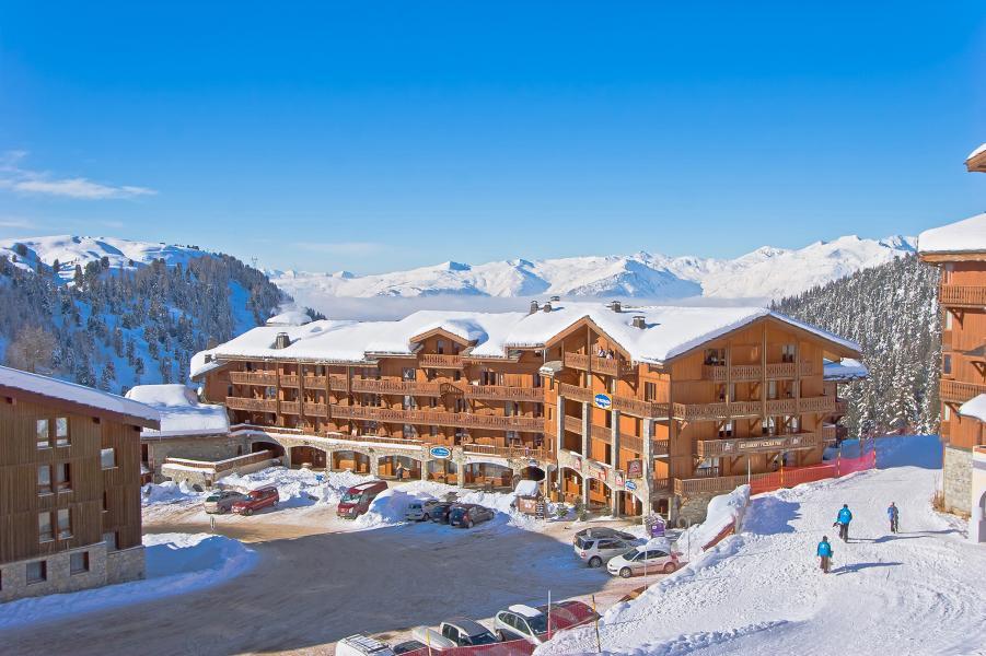 Alquiler al esquí Les Balcons de Belle Plagne - La Plagne - Invierno