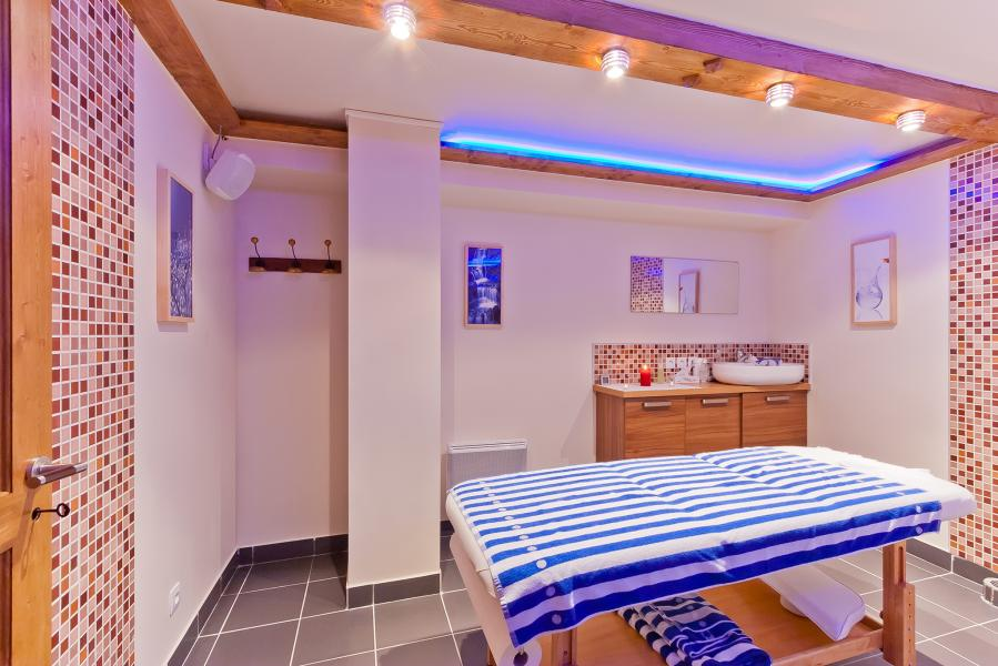 Location au ski Les Balcons de Belle Plagne - La Plagne - Massage