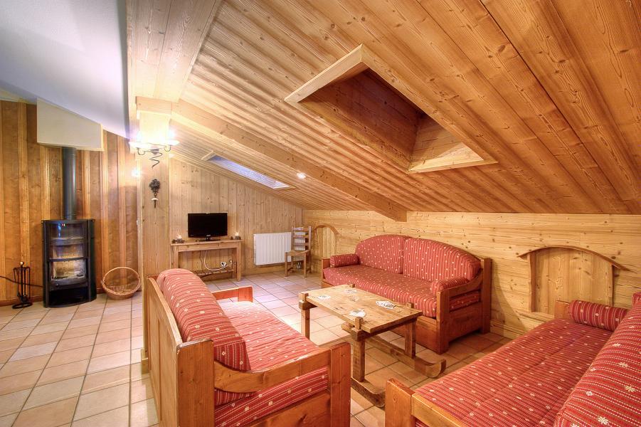 Location au ski Les Balcons de Belle Plagne - La Plagne - Séjour