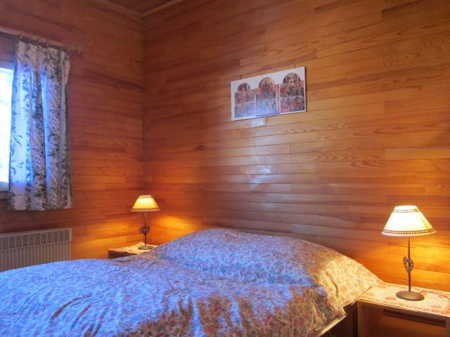 Rent in ski resort 4 room chalet 7 people (8) - Les Chalets de la Forêt - La Plagne - Apartment