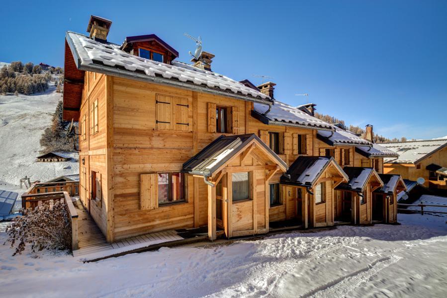 Domek górski Les Chalets de la Mine 1 - La Plagne - Alpy Północne