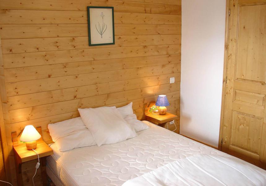 Rent in ski resort Les Chalets des Alpages - La Plagne - Bedroom