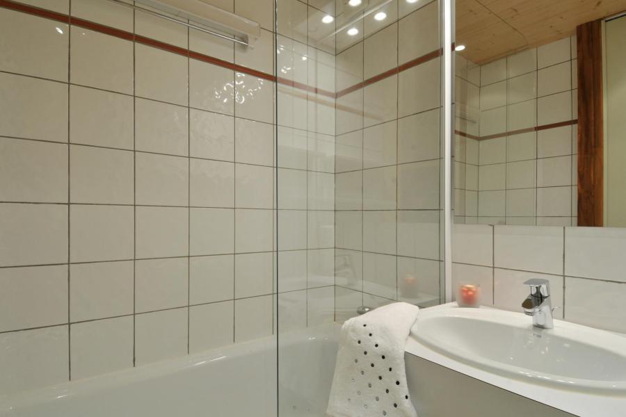 Аренда на лыжном курорте Апартаменты 2 комнат 6 чел. (324) - Résidence Agate - La Plagne