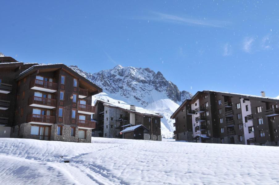 Аренда на лыжном курорте Квартира студия для 4 чел. (123) - Résidence Agate - La Plagne