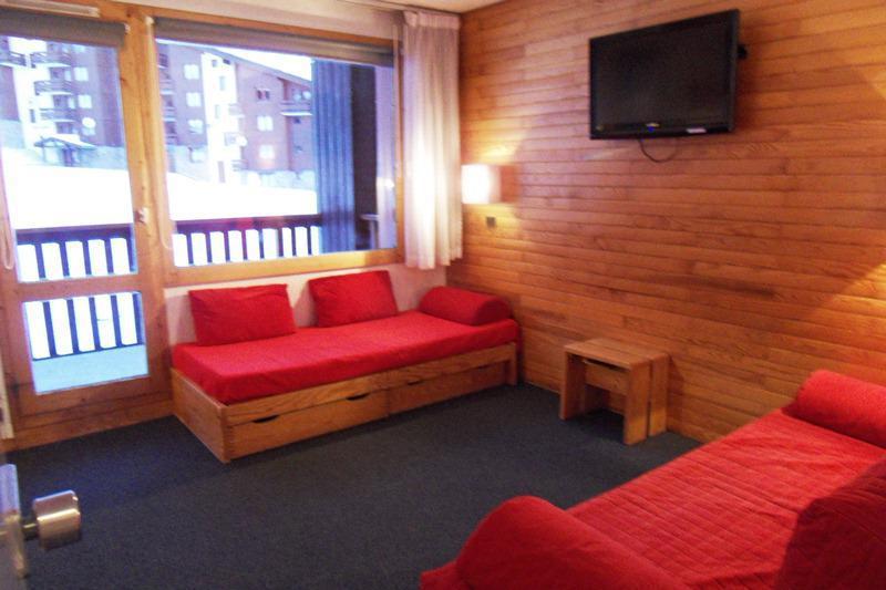Аренда на лыжном курорте Апартаменты 2 комнат 6 чел. (331) - Résidence Agate - La Plagne