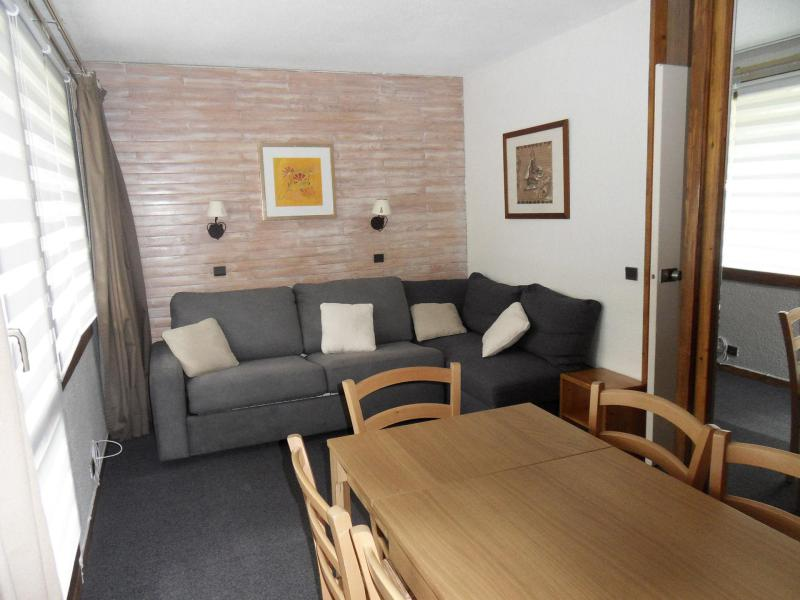 Аренда на лыжном курорте Квартира студия для 4 чел. (21) - Résidence Agate - La Plagne
