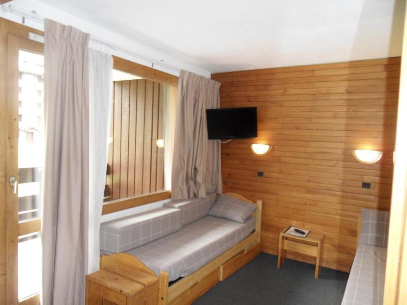 Аренда на лыжном курорте Квартира студия для 4 чел. (221) - Résidence Agate - La Plagne
