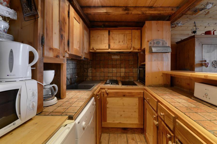 Wynajem na narty Apartament 2 pokojowy kabina 6 osób (A2D114) - Résidence Aime 2000 - Flèche - La Plagne