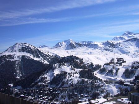 Wynajem na narty Résidence Aime 2000 - le Diamant - La Plagne - Zima na zewnątrz