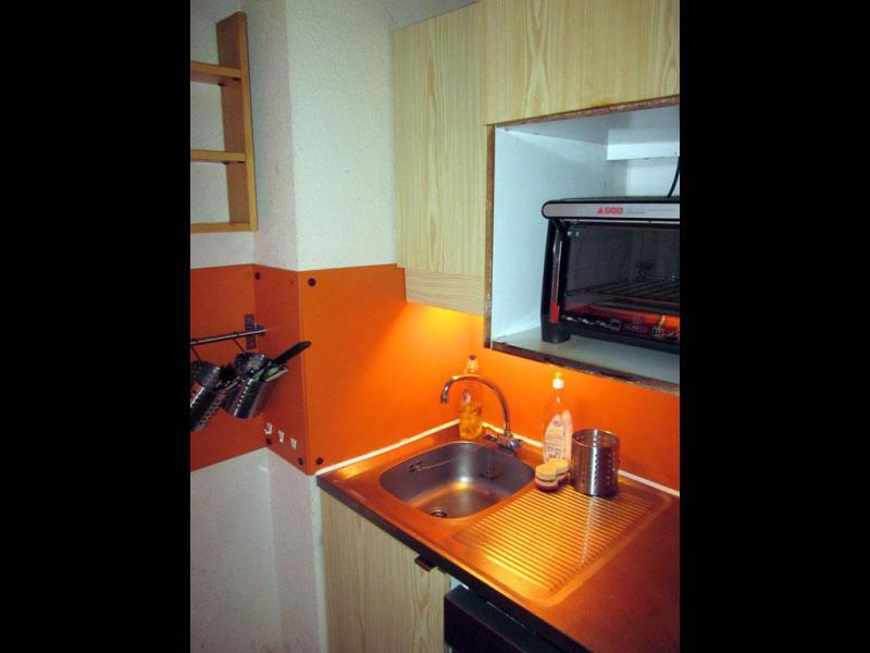 Location au ski Appartement duplex 2 pièces 6 personnes (34) - Résidence Belvédère - La Plagne