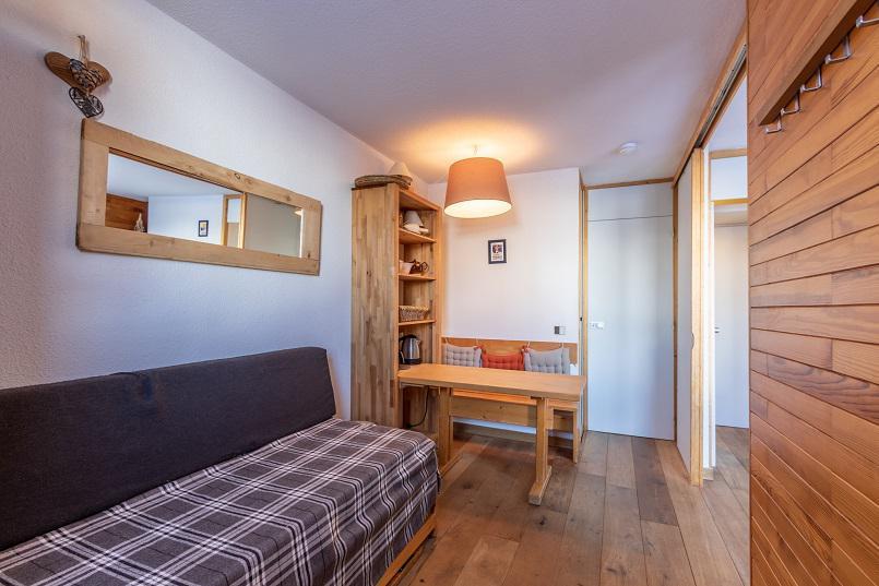 Location au ski Studio 4 personnes (08) - Résidence Belvédère - La Plagne