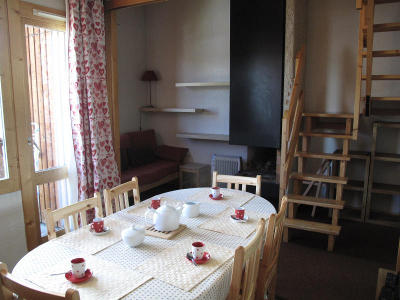 Ski verhuur Appartement duplex 2 kamers 6 personen (34) - Résidence Belvédère - La Plagne - Appartementen