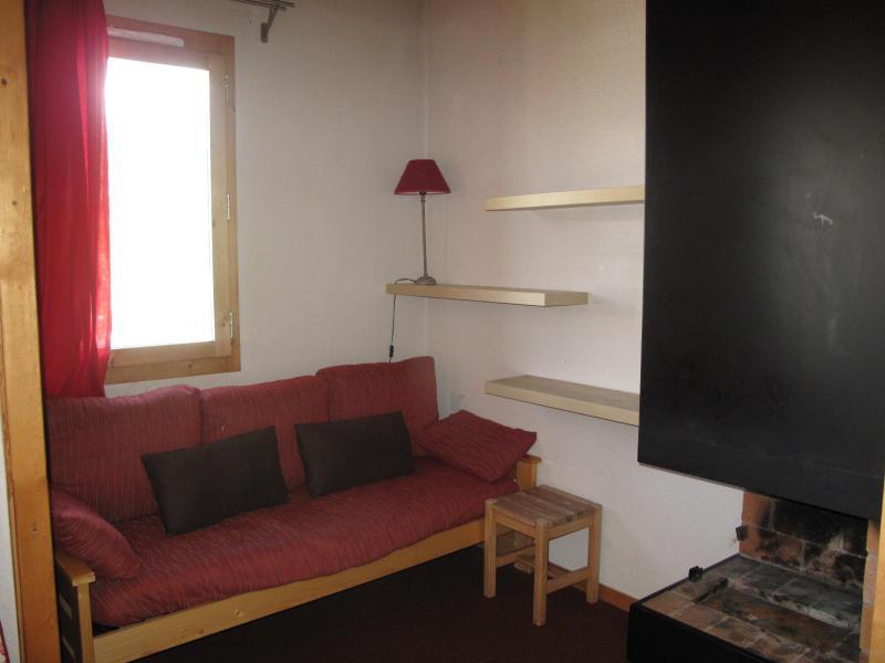 Ski verhuur Appartement duplex 2 kamers 6 personen (34) - Résidence Belvédère - La Plagne - Zitbank
