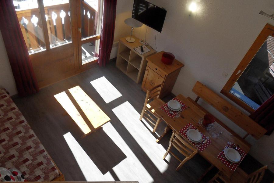 Аренда на лыжном курорте Апартаменты 2 комнат с мезонином 5 чел. (48) - Résidence Carène - La Plagne