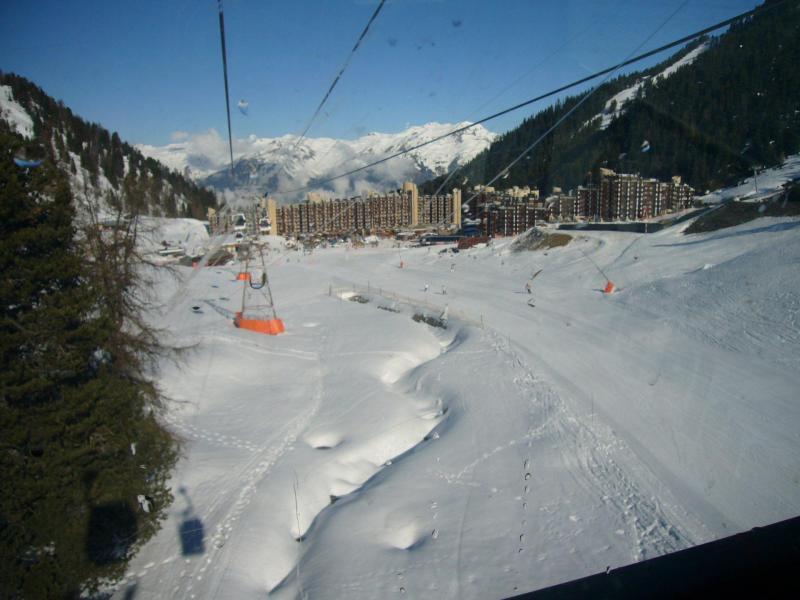 Аренда на лыжном курорте Résidence Carroley B - La Plagne - зимой под открытым небом