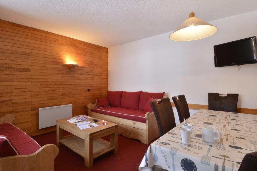 Аренда на лыжном курорте Апартаменты 2 комнат 5 чел. (44) - Résidence Carroley B - La Plagne