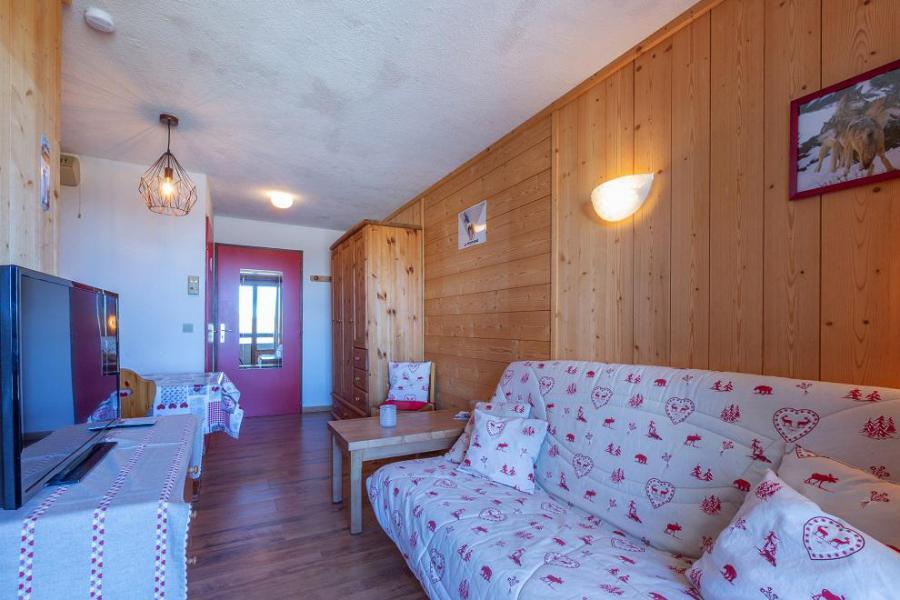 Ski verhuur Appartement 2 kamers 5 personen (201) - Résidence Cervin - La Plagne - Appartementen