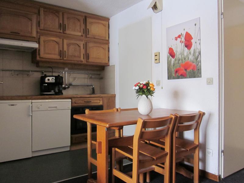 Location au ski Appartement duplex 3 pièces cabine 6 personnes (612) - Résidence Cervin - La Plagne - Kitchenette